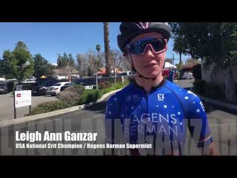Leigh Ann Ganzar Starts her 2019 USA Crits Series