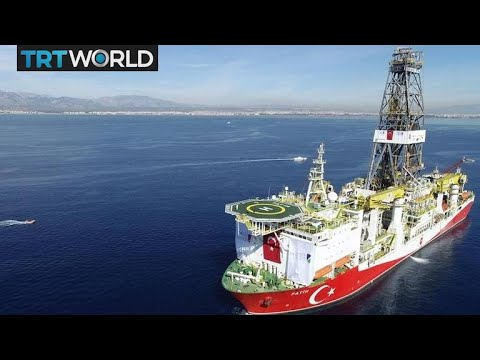 Turkey's first deep-sea drilling ship sets off | Money Talks