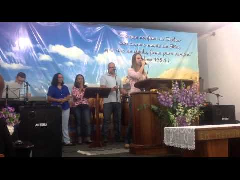 CULTO -16/05/14. ABERTURA - SALMOS 100 - ORAÇÃO