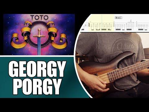 [ Bass Tour #8 ] Georgy Porgy – Toto