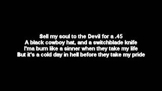 Boondox - Cold Day In Hell - Lyrics