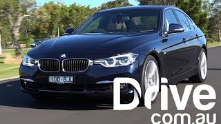BMW 3-Series first drive review | Drive.com.au