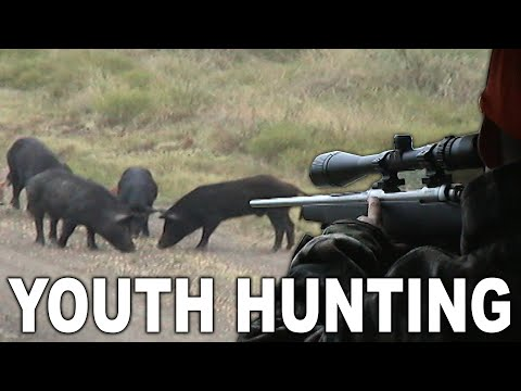 Javelina & Whitetail Hunt | The Texas Youth Hunting Program