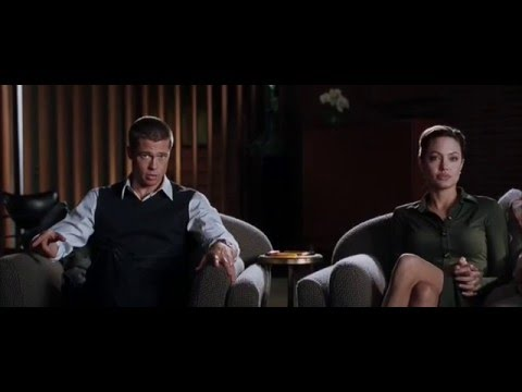 Mr.  & Mrs.  Smith - Intro Scene