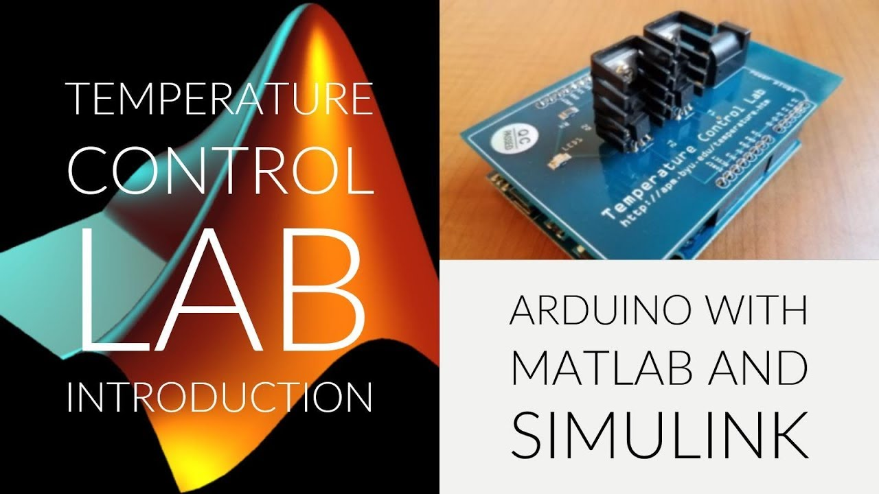 Arduino Lab Intro in MATLAB and Simulink