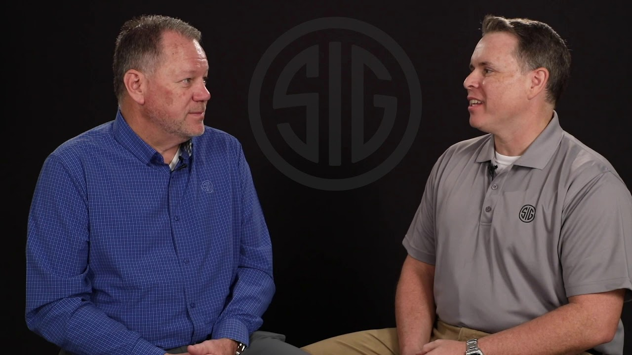 Lipsey's Exclusive: Sig Sauer's Tom Taylor talks new products and SIG entering the hunting space.