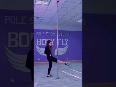 Давайте знакомиться  Меня зовут Алена , Расскажи про себя Pole Dance Tik Tok #shorts