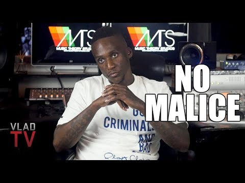 No Malice Jokes That PushaTs Claims of New Clipse Album is All Lies Part 6