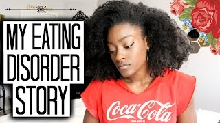 My Eating Disorder Story | AsToldByAllie