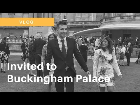 Invited To Buckingham Palace Garden Party (Long Version)