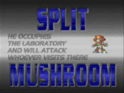 Mega Man X4 - Boss Intros