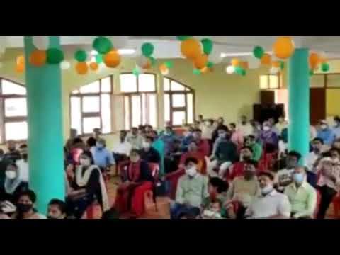 बलरामपुर में नवनियुक्त सहायक अध्यापकों को विधायक बलरामपुर सदर व  विधायक गैसड़ी ने दिया नियुक्ति पत्र