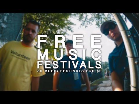 50 MUSIC FESTIVALS FOR $0 - JUSTIN ESCALONA Mp3