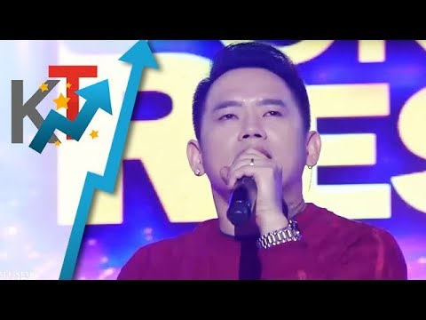 TNT All Star Grand Resbak Round 1 Mark Michael Garcia sings 'Superstar'