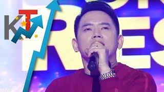TNT All Star Grand Resbak Round 1 Mark Michael Garcia sings 'Superstar'