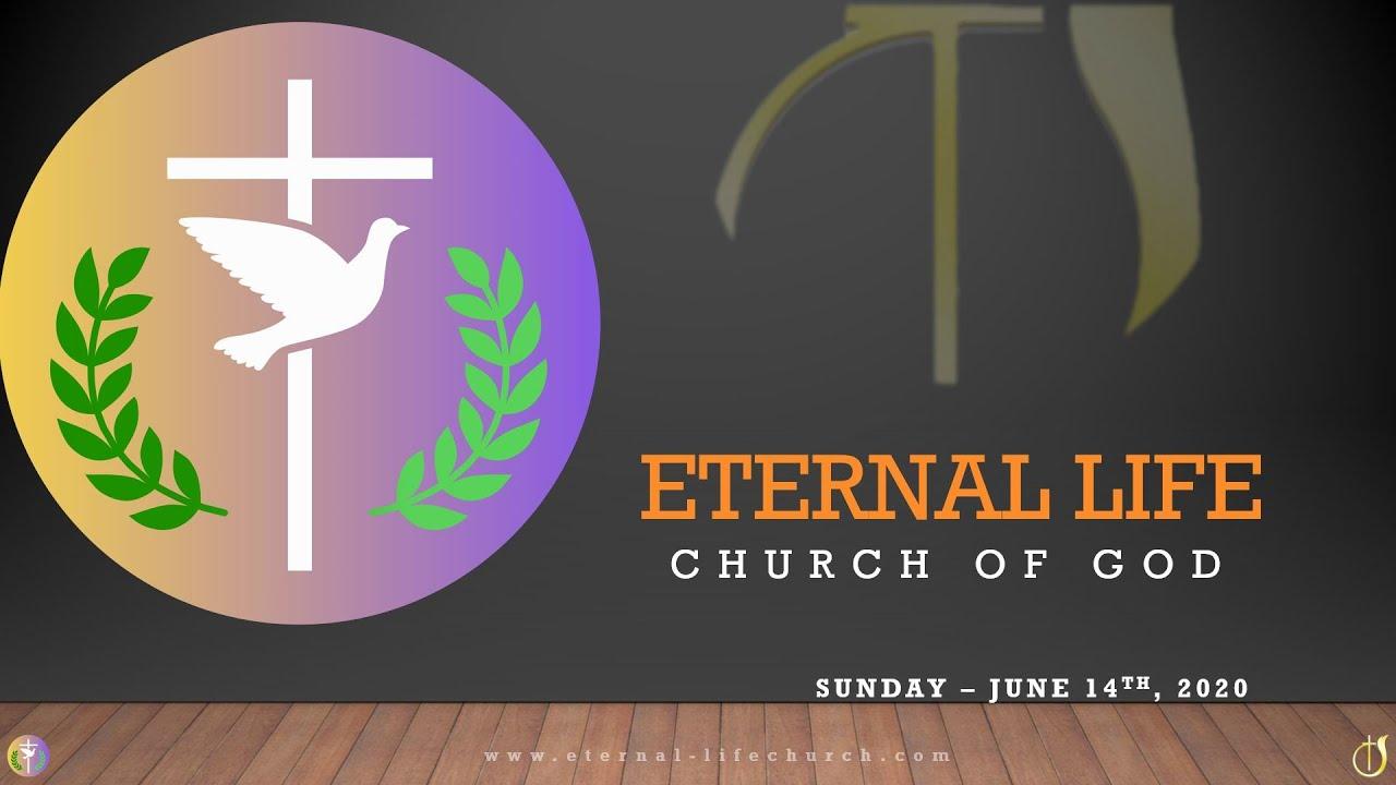 Sunday worship -06/14/2020