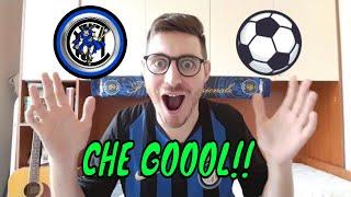 ATLETICO MADRID INTER 0-1 LAUTARO MARTINEZ GOL DA STRACCIO DI LICENZA!!! 🔵⚫😱