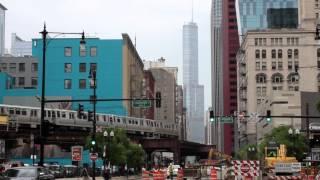 properties explores the local art scene in Chicago's West Loop, Sou...