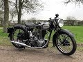 1937 Norton ES2 500cc for Sale