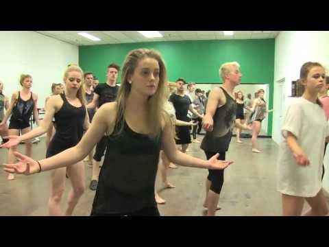 A Day in The Life Of A Musical Theatre Student at Patrick Studios