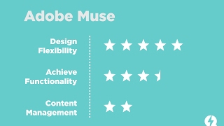 Pros / Cons of Adobe Muse |  Quick Start Guide