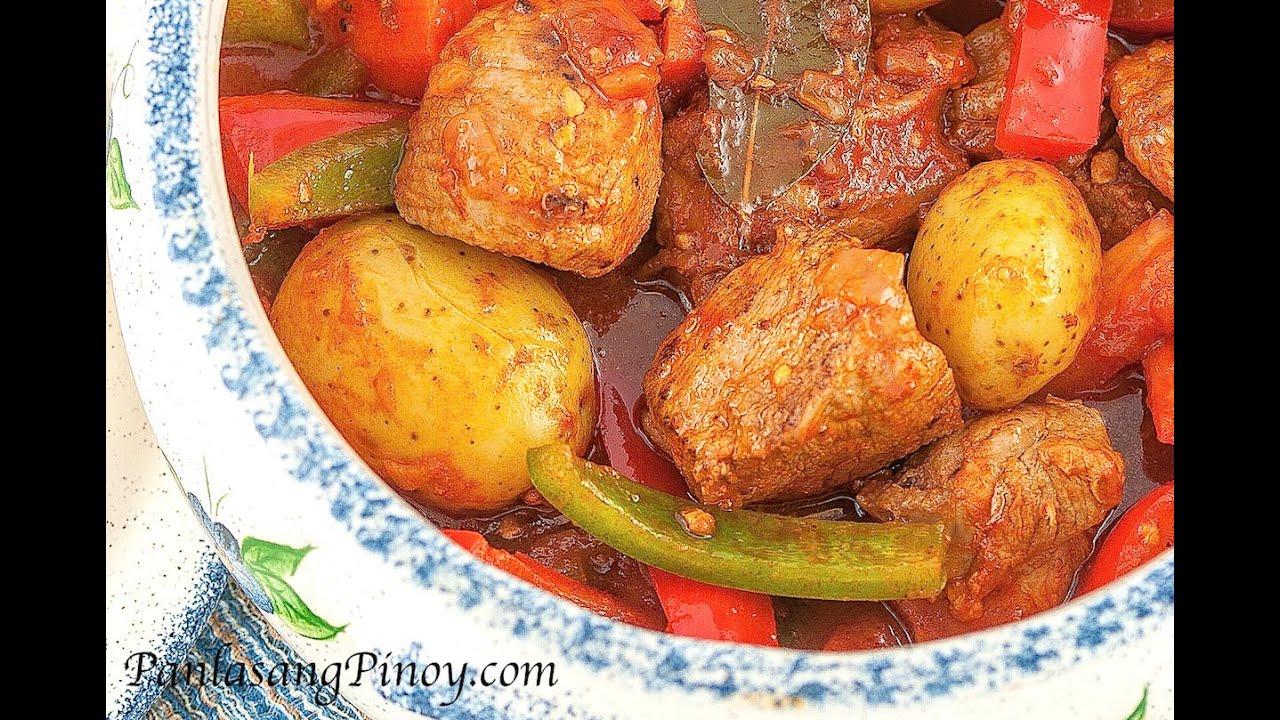 how to make pork tocino panlasang pinoy
