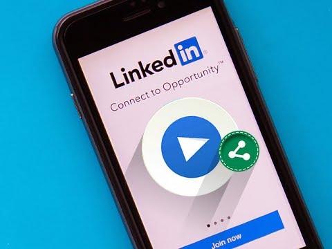 LinkedIn Introduces Native Videos