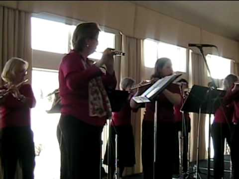 The Hallelujah Chorus - Windham Flute Ensemble