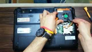 Notebook Termal Macun Değişimi #LaptopunuzIsınmasın