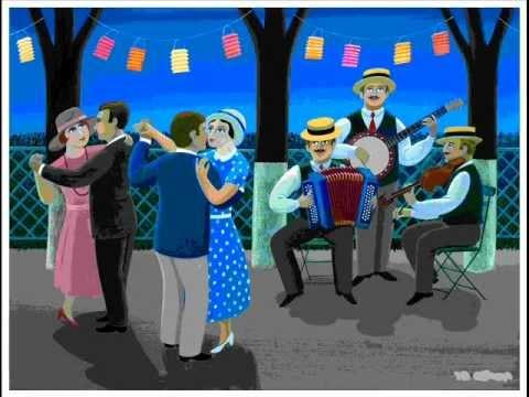 Soirée Bal musette - Le petit bal de samedi soir 14/300 - YouTube