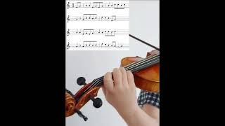 ♀️티아라ㅡ롤리폴리♀️ 악보 바이올린 연주