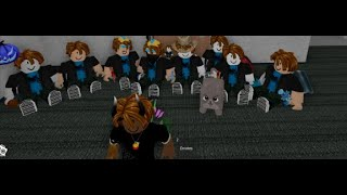 The bacon has invaded MM2.   Roblox   Murder mystery 2