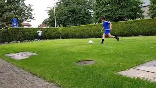 ฮามาก-ครอบครัวหรรษา-เตะฟุตบอลกับแมทธิว