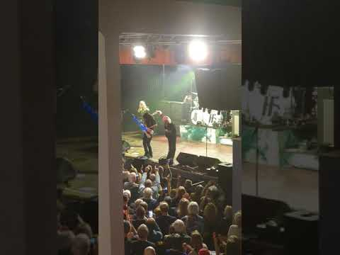 Uriah Heep 30.1.2020 Plzeň (performance of band members)