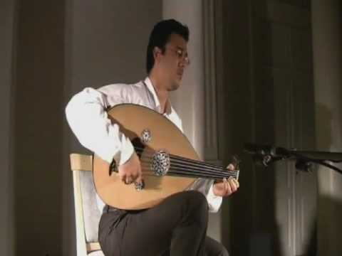 Music from Iraq, Ahmad Al Khatib, Oud, أحمد الخطيب عود