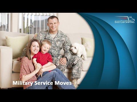 Military Car Transport POV CONUS   Army, Navy, Marine, Air Force   Easy Car Shipping