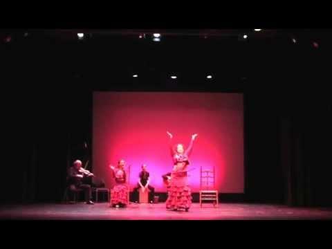 Toronto Canada Flamenco Dance Company Ritmo Flamenco presents Vida Flamenca Solea Por Bulerias