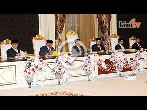 NS pengerusikan Mesyuarat Majlis Raja-Raja, Johor tak hadir