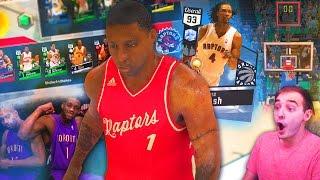 NBA 2K17 My Team 25 DAYS OF MT OPENING THRILLER! RAPTORS SQUAD BUILDER!