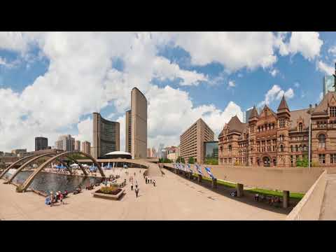 Birth of a City the Story of Toronto