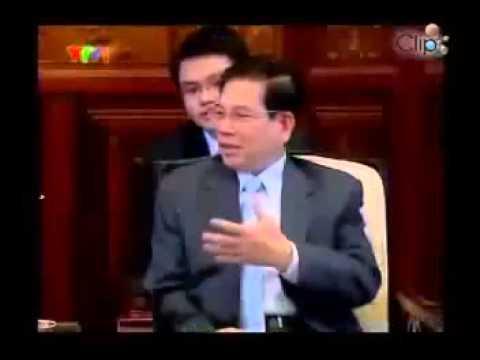 Chu tich nuoc tiep chu tich tap doan Amway Van Andel - YouTube