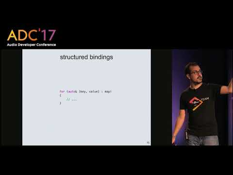 Timur Doumler - The new C++17 and why it's good for you (ADC'17)