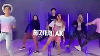 [96.13 KB] Dance dangdut paling keren Monica Risella trouble is a friend versi dangdut koplo