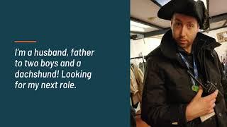 James Pemblington   -  About Me  -  Video CV