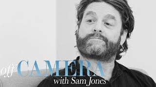 Zach Galifianakis Hates Celebrity