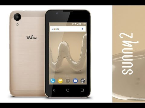 mms sur wiko sunny
