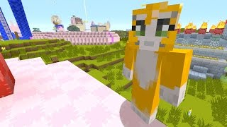 Minecraft Xbox - Quest To Build A Giant Face (144)