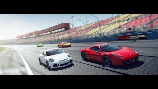 12 sport cars racing