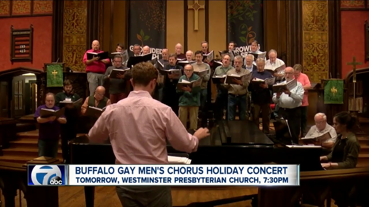 buffalo gay man chorus