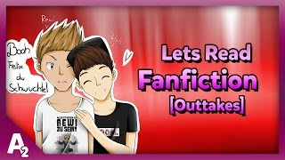 Let's Read Fanfiction: Rewilz - You Kissed Me [Outtakes]
